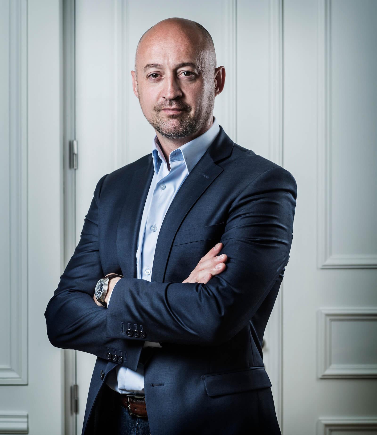 Laurent Combalbert
